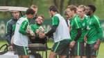 Werder auf dem Relegationsplatz