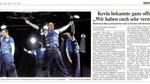 10.500 Fans kamen am 21. Juli 1999 in die Stadthalle, um die Backstreet Boys zu sehen.