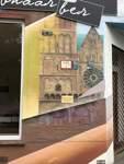 """... auch der Dom zu sehen. Besprüht wurden die Wände von der Bremer Künstler-Agentur """"Luckywalls"""".   Langemarckstraße 118, 28199 Bremen"""