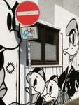 Und noch etwas aus der Neustadt: Neustadtswall, Ecke Süderstraße
