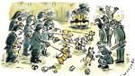 Karikaturen von Miriam Wurster