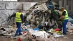 Stresstest für die Müllabfuhr