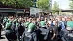 Erstmals ohne Fanmarsch zum Werder-Spiel