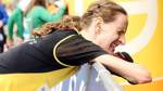 Sprinterin Jonna Tilgner würdigt die Sieger