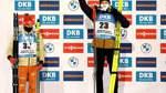 Biathlet Peiffer sprintet auf Platz zwei - Herrmann Fünfte