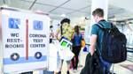 Wie die Corona-Tests am Bremer Flughafen ablaufen