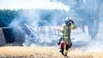 Experten warnen vor hoher Waldbrandgefahr