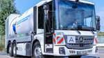Wasserstoff-Müllwagen wird in Bremen getestet