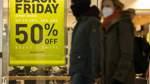 Schwarze Zeiten für den Einzelhandel