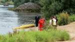 Kollision mit Binnenschiff: 64-jähriger Ruderer wird weiter vermisst