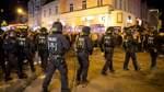 Werder-Party artet in Randale aus