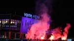 Nach Klassenerhalt in Heidenheim: Werder-Bus angegriffen