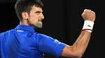 Novak Djokovic nun Rekordchampion bei Australian Open