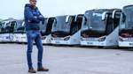 Doppeldecker von Frenzel-Reisen im Einsatz