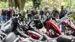 Rund 350 Hells-Angels-Mitglieder bei Beerdigung in Walle