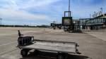Hilfe für Bremer Airport in Aussicht