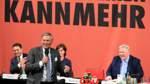 Wolfgang Bosbach spricht beim Kreisparteitag der CDU