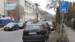 Kontroverse um aufgesetztes Parken