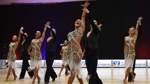 Grün-Gold-Club Bremen tanzt auf Platz zwei
