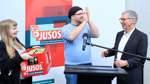 Warum Bürgermeister Sieling eine Kiste Bier von den Jusos bekam