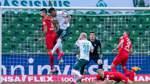 0:0 - und Werder hat noch Dusel