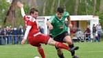 David Airich (rechts) trägt in der neuen Saison nicht das Trikot des TSV Ottersberg, sondern das der Schlossparkkicker aus Etelsen.