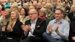 Podiumsdiskussion - Endspurt - mit Carsten Sieling SPD und Carsten Meyer-Heder CDU