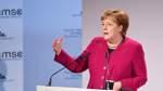 Standing Ovations für Merkel - und was von der Sicherheitskonferenz in Erinnerung bleibt