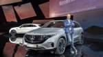 Serienstart des Elektro-Mercedes EQC verzögert sich