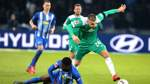 Werders Ansätze laufen ins Leere