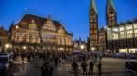 Verbot der Querdenker-Demo in Bremen bestätigt
