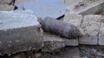 Hausbesitzer findet Granate aus dem 2. Weltkrieg in seinem Garten