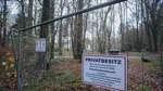Privater Eigentümer riegelt Gut Hohehorst ab