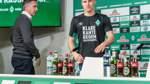 """Werder zeigt """"klare Kante gegen Rassismus"""""""