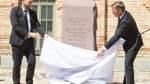 Bremer Gedenkstein für Massenmord an Juden in Riga enthüllt