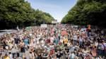 Blumenthaler Beiratsmitglied auf Corona-Demonstration in Berlin