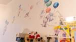 In der Strolchenvilla sind die Zimmer mit Liebe zum Detail eingerichtet, damit sich die Kinder auch wohlfühlen in der neuen Umgebung.