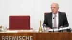 Christian Weber: ein Parlamentarier durch und durch