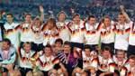 Deutschland Fußball-Weltmeister 1990