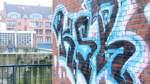 660 Unterschriften gegen Graffiti in Bremen