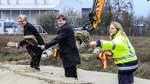 Erster Spatenstich für Autobahn-Ringschluss in Bremen