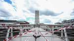 Hafenbrücke in Vegesack länger gesperrt
