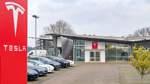 Tesla eröffnet Service-Zentrum in Ottersberg