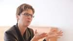 So schlägt sich Bremens Senatorin für Häfen, Wissenschaft und Justiz