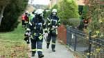 Nach Brand in Oyten finden Rettungskräfte zwei Leichen