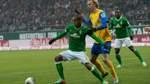 Erster Härtetest für Werder