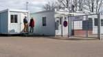 Corona-Testzentrum in Verden schließt