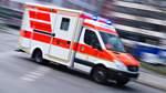 Leicht verletzt ins Hospital