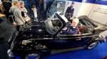 Bremen Classic Motorshow begeistert mit Filmautos aus Hollywood