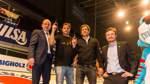 Clemens Fritz und Martin Rütter schießen die Sixdays 2017 an